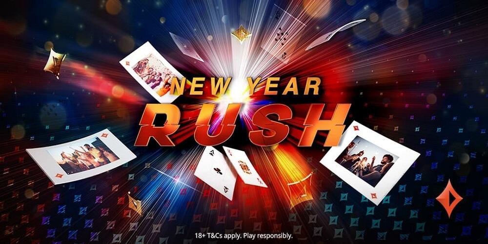NEW YEAR RUSH